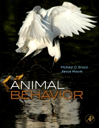 Animal behavior 1st cover